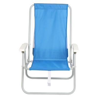 Outdoor Portable Chair - Blue - Evergreen