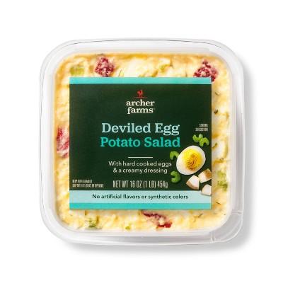 Deviled Egg Potato Salad - 16oz - Archer Farms™