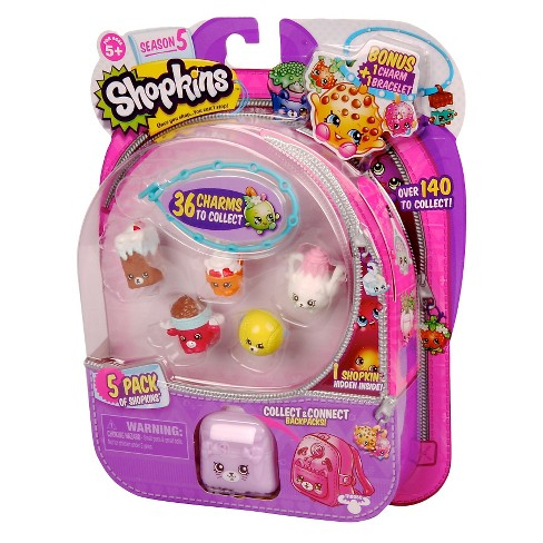 Shopkins Season 5 5-pack - image 1 of 4