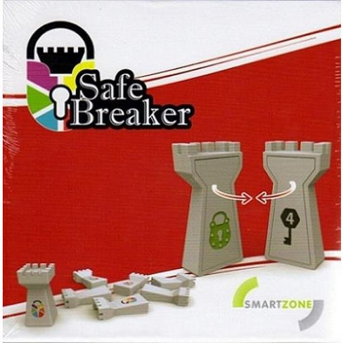 Safe Breaker Board Game - image 1 of 1