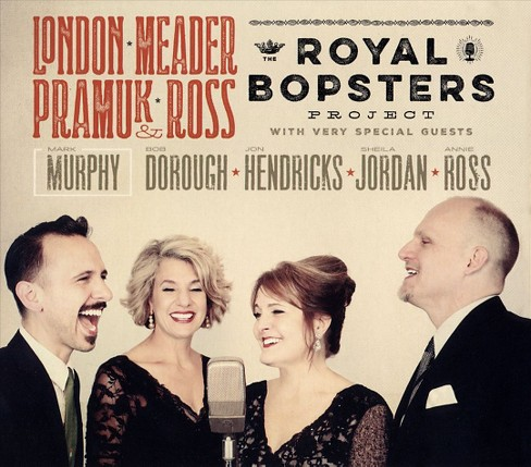 Pram meader london - Royal bopsters project (CD) - image 1 of 1