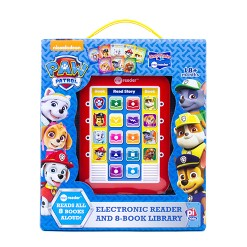Nickelodeon PAW Patrol Electronic Me Reader 8-book Boxed Set