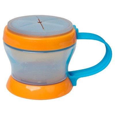 Gerber 2-in-1 Healthy Snack Container - Clear
