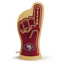 San Francisco 49ers #1 Oven Mitt
