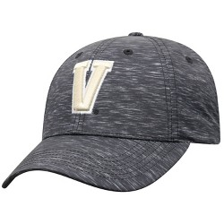 d918cfe349150 NCAA Men s Vanderbilt Commodores Charcoal Spacedye Hat