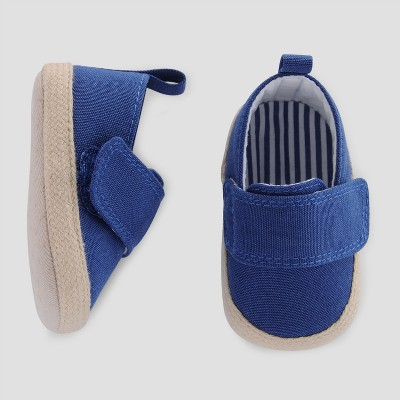 Baby Boys' Slip-on Shoe - Just One You™ Made by Carter's® Blue 2