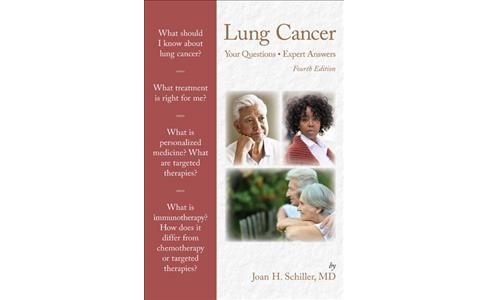 Lung Cancer : Your Questions, Expert Answers (Paperback) (M.D. Joan H. Schiller) - image 1 of 1