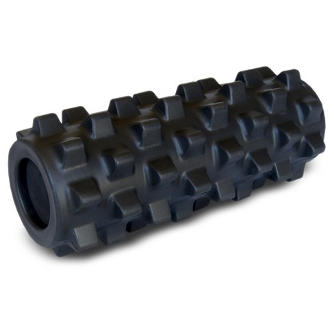 RumbleRoller Extra Firm Compact Roller - Black - image 1 of 4