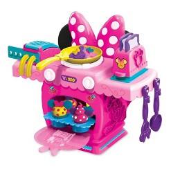 Disney Minnie Mold and Play Kitchen Set