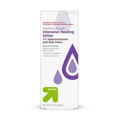 Eczema Cortizone Skin Healing Treatment 3.5oz - up & up™