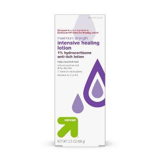 Eczema Cortizone Skin Healing Treatment 3.5oz - Up&Up™