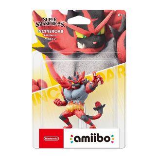 Nintendo Super Smash Bros. amiibo Figure - Incineroar