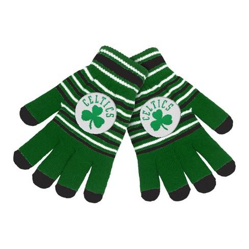 NBA Stripe Knit Gloves - image 1 of 1