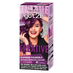 Got2b Color Creative Perky Purple - 4.2oz