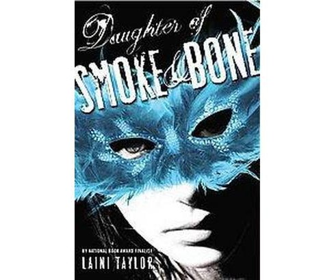 Daughter of Smoke and Bone ( Daughter of Smoke and Bone) (Hardcover) by Laini Taylor - image 1 of 1
