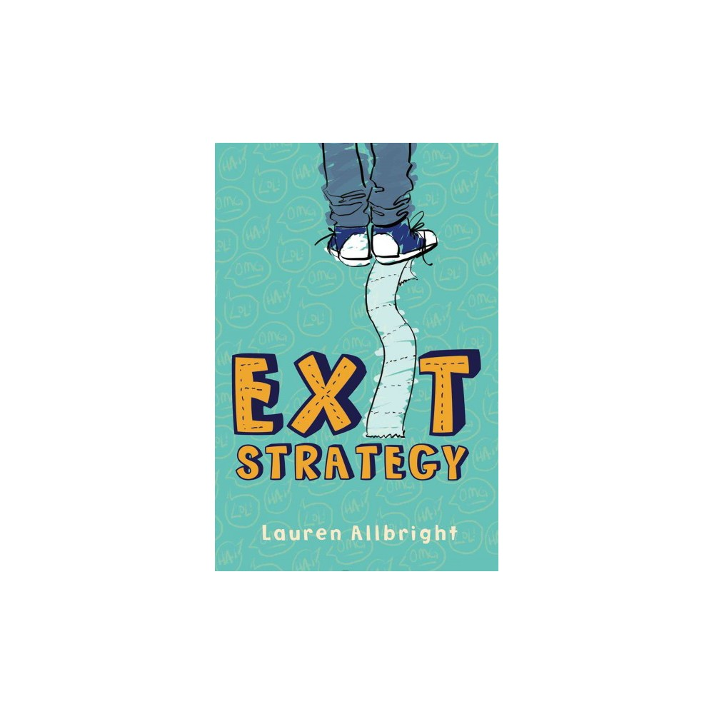 Exit Strategy - by Lauren Allbright (Hardcover)
