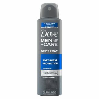 Dove Men + Care Post Shave Dry Spray Antiperspirant & Deodorant - 3.8oz