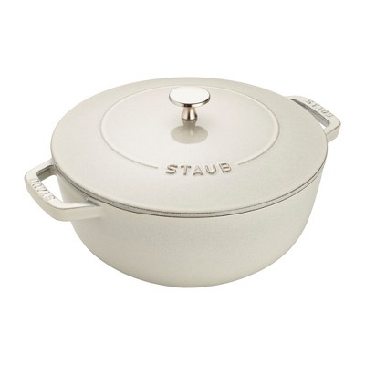 Staub Cast Iron 3.75-qt Essential French Oven
