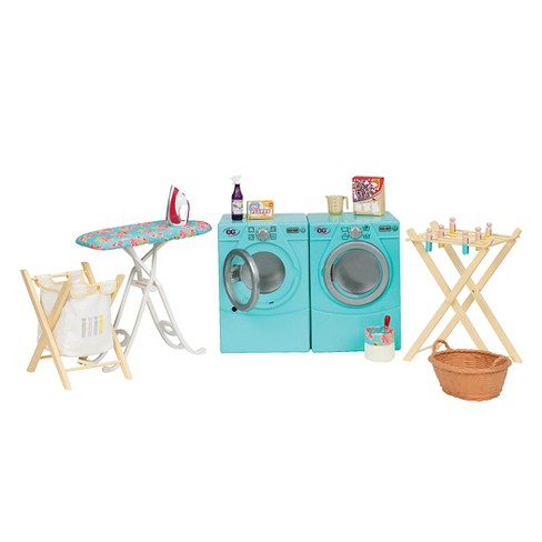 Our Generation Tumble and Spin Laundry Accessory Set - image 1 of 3