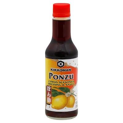Kikkoman Ponzu Citrus Seasoned Dressing & Sauce 10oz