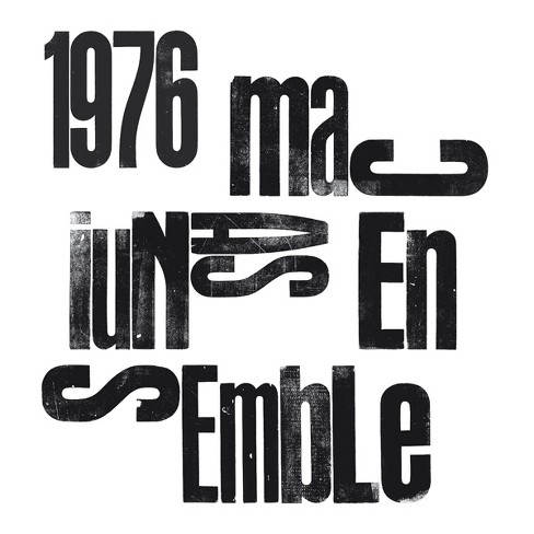 Maciunas Ensemble - 1976 (Vinyl) - image 1 of 1