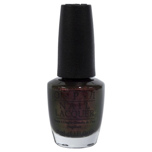 O.P.I Nail Lacquer - Muir Muir On The Wall - image 1 of 1