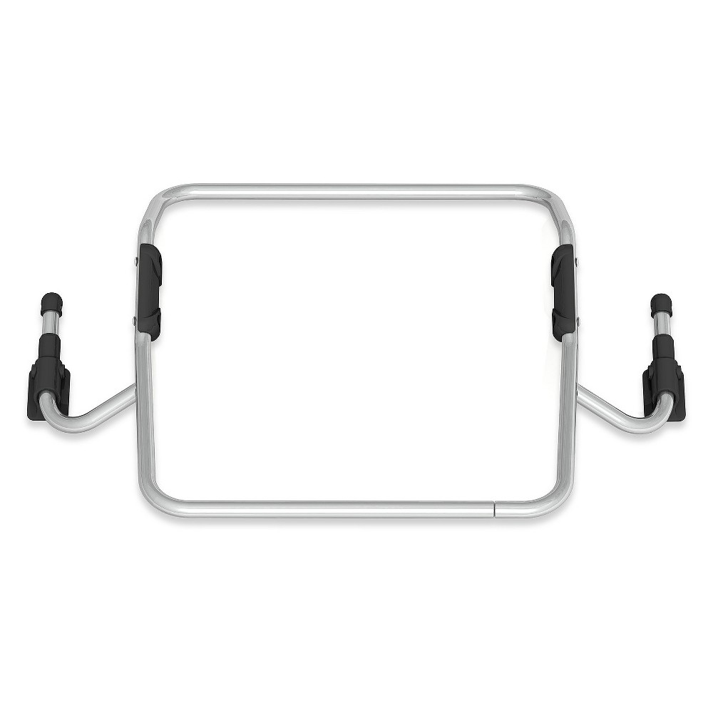 Image of BOB Single Infant Car Seat Adapter - Chicco, Black