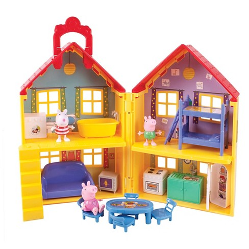 Peppa Pig Peppa's Deluxe House - image 1 of 2