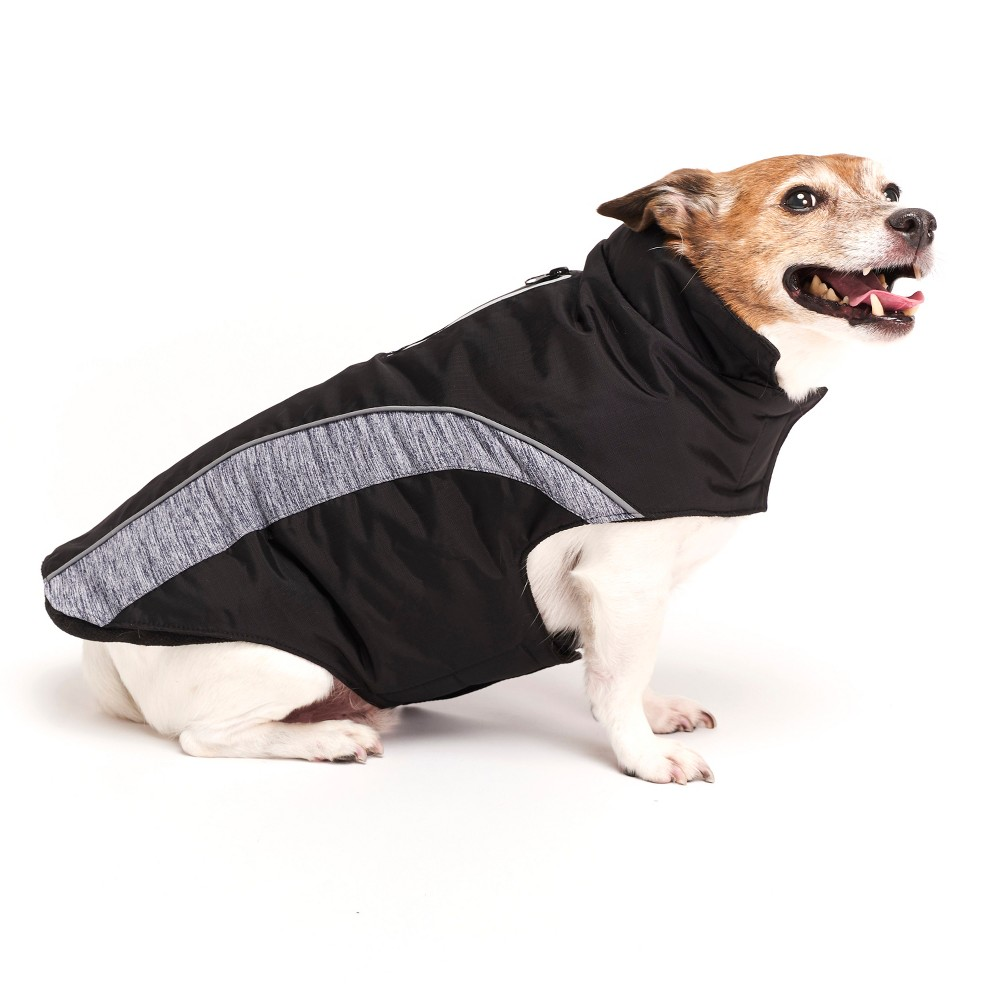 Royal Animals Spacedye Dog Jacket - Gray - XL, Yellow