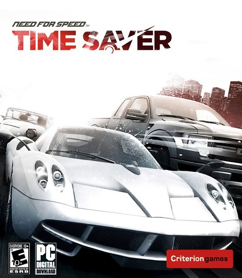 Need For Speed Most Wanted: Time Saver - PC Game Digital - image 1 of 1