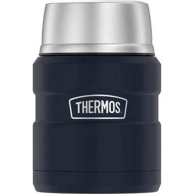 Thermos 16oz Stainless King Food Jar with Spoon