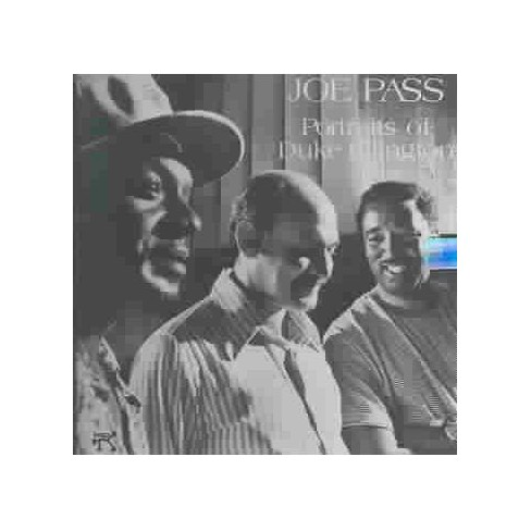 Joe Pass - Portraits of Duke Ellington (CD) - image 1 of 1