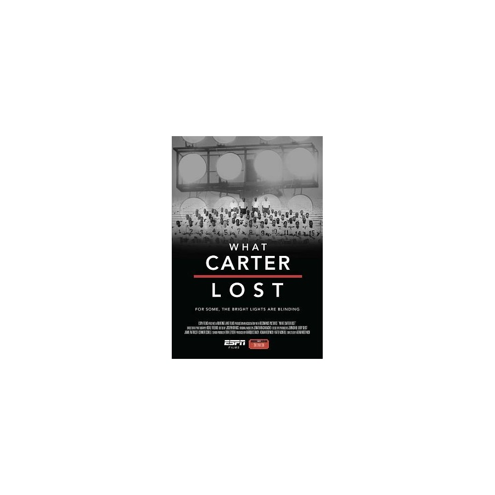 Espn Films 30 For 30:What Carter Lost (Dvd)