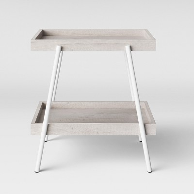 Hillside Side Table - White - Project 62™