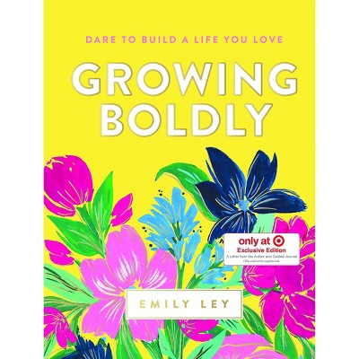 Growing Boldly - Target Exclusive Edition by Emily Ley (Hardcover)