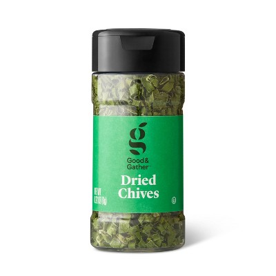 Dried Chives - 0.22oz - Good & Gather™