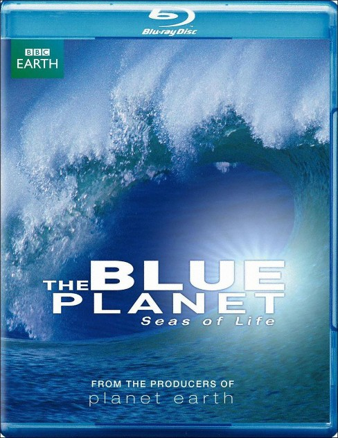 The Blue Planet: Seas of Life [3 Discs] [Blu-ray] - image 1 of 1
