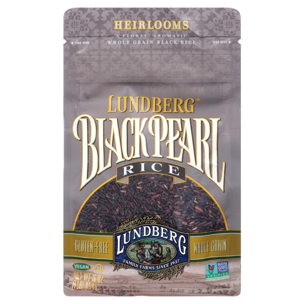Lundberg Black Pearl Rice - 16oz