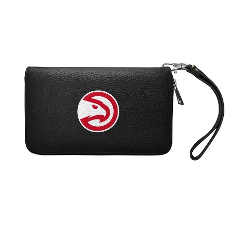 NBA Atlanta Hawks Zip Organizer Pebble Wallet - image 1 of 2