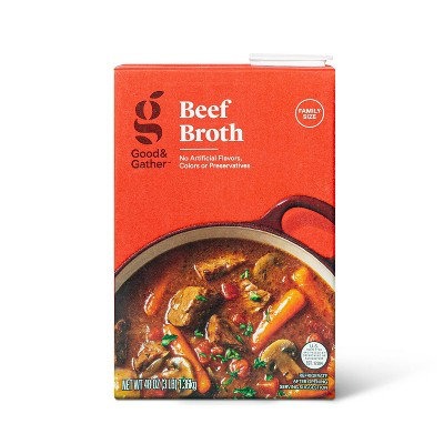 Beef Broth - 48oz - Good & Gather™