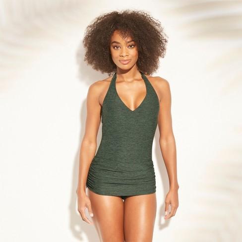 ea8848d399 Women's Open Back Swim Dress - Kona Sol™ : Target