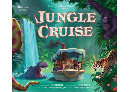 Jungle Cruise -  (Disney Parks) (School And Library) - image 1 of 1