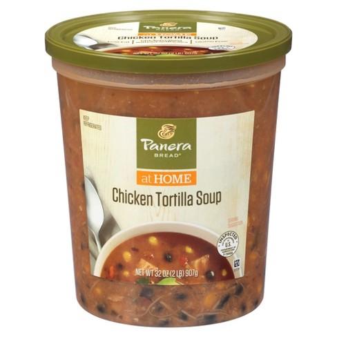 Panera Bread Soups Low-Fat Chicken Tortilla Soup - 32oz - image 1 of 3