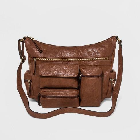 47eaa7cf5e5 Women's Veg Tan Hobo Bags - Bueno Of California Brown : Target