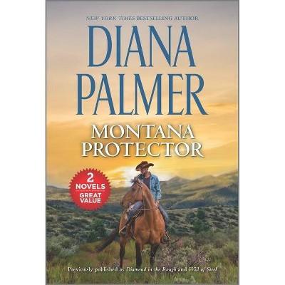 Montana Protector - by  Diana Palmer (Paperback)