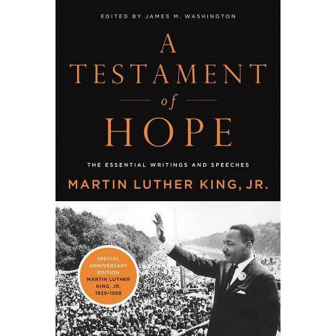 A Testament of Hope - by  Martin Luther King (Paperback) - image 1 of 1