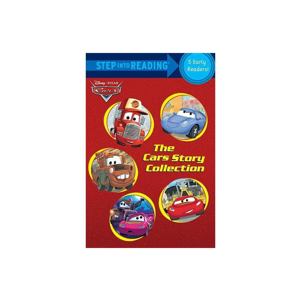 Disney Pixar Cars Five Fast Tales - (Step Into Reading) (Paperback)