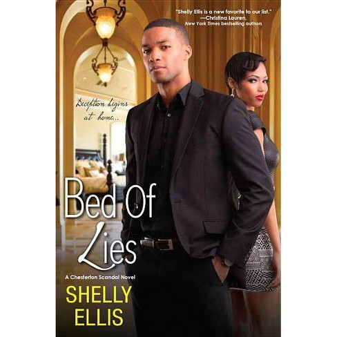 Bed of Lies (Chesterton Scandal) (Paperback) by Shelly Ellis - image 1 of 1
