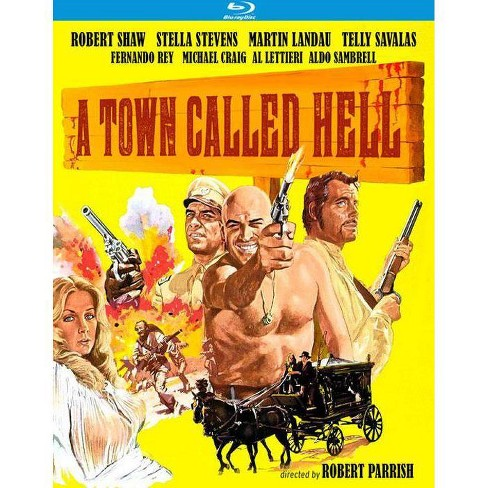 A Town Called Hell (Blu-ray) - image 1 of 1