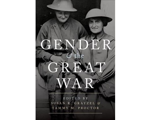 Gender and the Great War -  (Paperback) - image 1 of 1